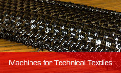 Machines for Technical Textiles